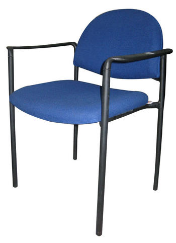 SOHO Visitors Chair with armrests