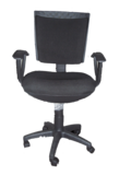 Soho VERMONT Office Task Chair fabric w/ arm rest