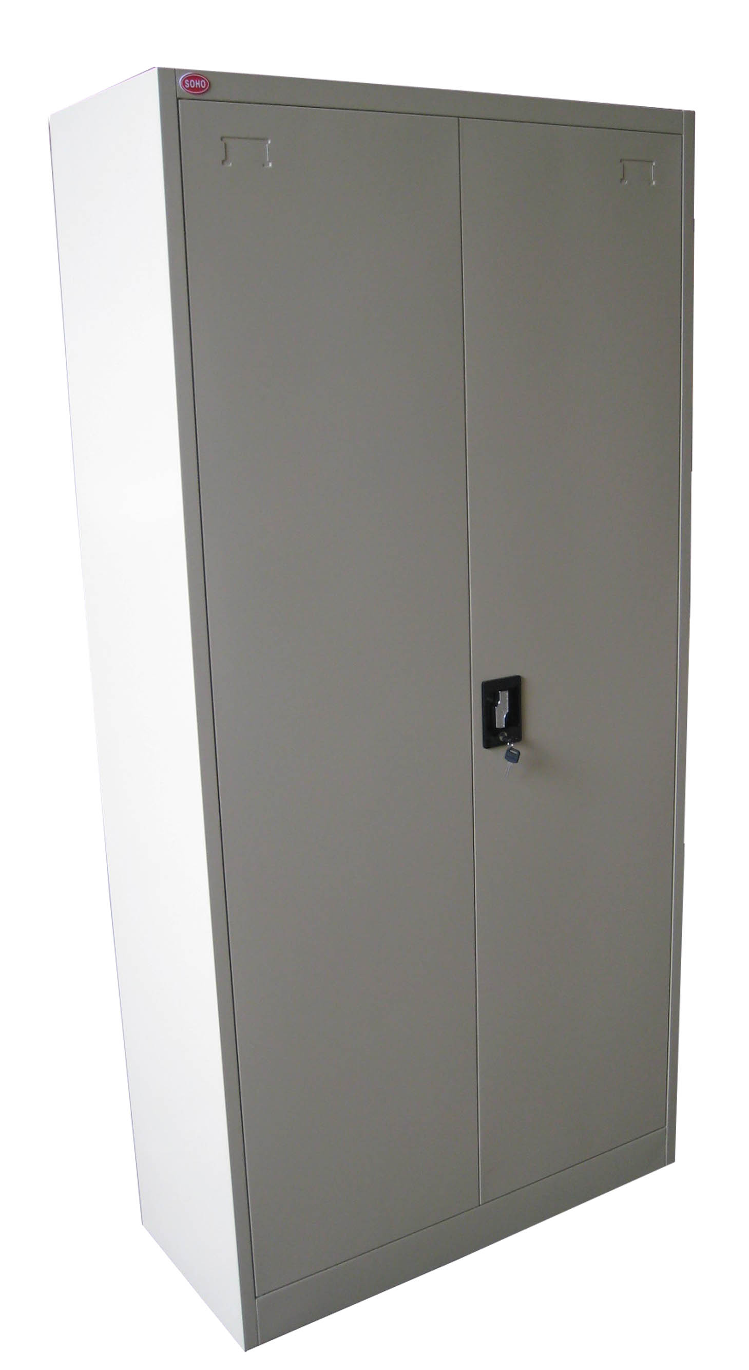 Soho PORTUGAL 2doors Storage Filing Cabinet w/ lock, 4 adjustable ...
